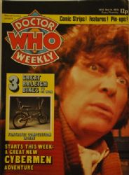 Dr Who Weekly #5